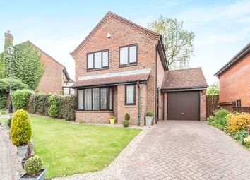 Thumbnail 3 bed detached house for sale in Rosemount, Durham