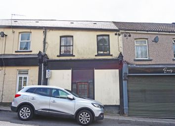 Thumbnail 4 bed terraced house for sale in Commercial Street, Aberbargoed, Bargoed