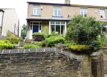 Thumbnail 3 bed semi-detached house to rent in Bowling Hall Road, Bradford