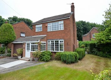 Thumbnail 3 bed detached house for sale in Mayhill Drive, Worsley, Manchester