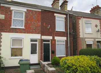 Thumbnail 3 bed terraced house to rent in Mount Pleasant Road, Wisbech