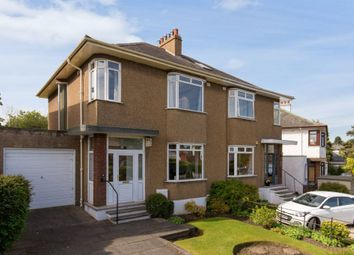 Thumbnail 3 bed semi-detached house for sale in 43 Silverknowes Drive, Edinburgh