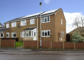 Thumbnail 4 bed semi-detached house for sale in Plover Road, Milborne Port