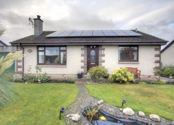Thumbnail 3 bed detached bungalow for sale in Old Milnafua Road, Alness, Ross-Shire.