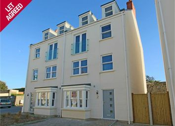 Thumbnail 4 bedroom semi-detached house to rent in Hauteville, St. Peter Port, Guernsey