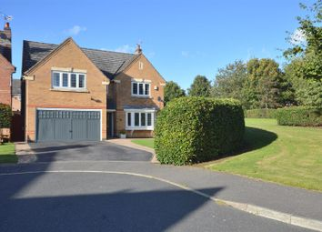 Thumbnail 4 bed detached house for sale in Sherroside Close, Allestree, Derby