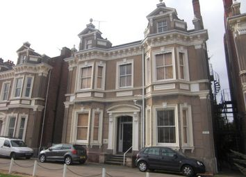 Thumbnail 1 bed flat to rent in Room 13, Kent House, Clarendon Place, Leamington Spa