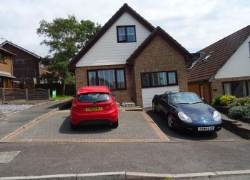 Thumbnail 2 bed detached house for sale in Fairoak Chase, Brackla, Bridgend