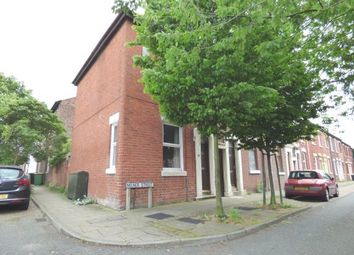 Thumbnail 2 bed end terrace house for sale in Milner Street, Deepdale, Preston, Lancashire