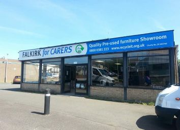 Thumbnail Retail premises to let in Burnbank Road, Falkirk
