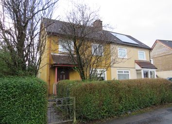 Thumbnail 3 bedroom semi-detached house for sale in Wallacewell Crescent, Balornock, Glasgow
