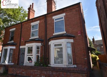 4 bed end terrace house to rent in Gloucester Avenue, Lenton, Nottingham NG7