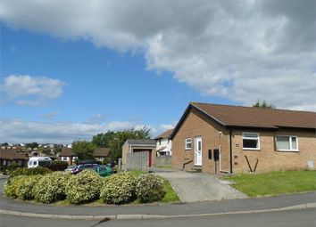 Thumbnail 2 bed semi-detached bungalow for sale in Bishopswood, Brackla, Bridgend, Mid Glamorgan