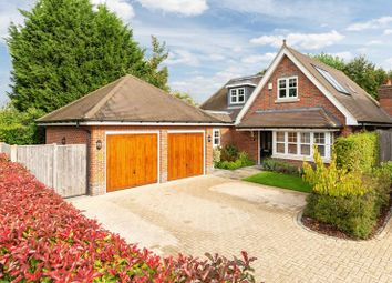 Thumbnail 4 bed detached house for sale in Walnut Tree Close, Bookham, Leatherhead