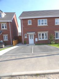 Thumbnail 3 bedroom semi-detached house for sale in Maes Yr Ysgol, Pontardawe, Swansea