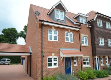 Thumbnail 3 bed end terrace house to rent in Waterers Way, Bagshot