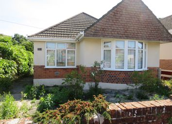 Thumbnail 2 bedroom detached bungalow for sale in Hyde Road, Bournemouth
