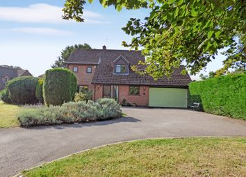 Thumbnail 4 bed detached house to rent in Horseshoe Drive, Romsey