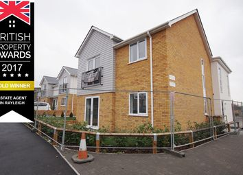 Thumbnail 2 bed flat to rent in Rayleigh Road, Eastwood, Leigh On Sea