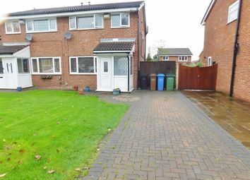 Thumbnail 3 bed semi-detached house for sale in Hayfield Avenue, Bredbury, Stockport
