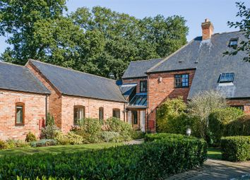 Thumbnail 4 bed barn conversion for sale in Birmingham Road, Haseley, Warwick, Warwickshire
