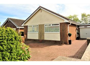 Thumbnail 2 bed detached bungalow for sale in Rossmere Way, Hartlepool
