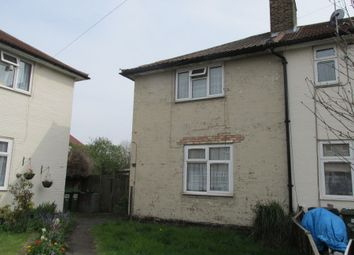 Thumbnail 2 bed end terrace house for sale in Langhorne Road, Dagenham