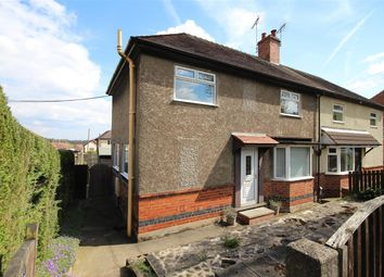 Thumbnail 3 bed semi-detached house to rent in Kirkby Avenue, Ilkeston