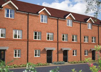 "3 bed town house for sale in ""The Winchcombe"" at St. James Way, Biddenham, Bedford MK40"