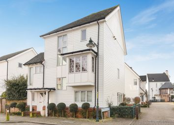 Thumbnail 4 bed detached house to rent in Milton Lane, Kings Hill, West Malling