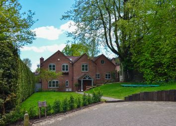 Thumbnail 5 bed detached house for sale in Cherry Hill Road, Barnt Green, Birmingham
