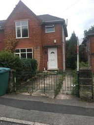 Thumbnail 3 bed property to rent in Edward Street, Walsall