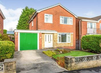 Thumbnail 3 bedroom detached house for sale in Fylde Avenue, Farington Moss, Leyland, Lancashire