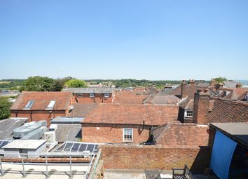 Thumbnail 3 bed flat to rent in High Street, Lymington