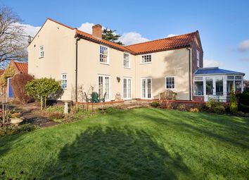 Thumbnail 4 bed detached house for sale in The Street, Holton, Halesworth