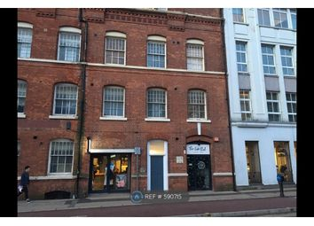 Thumbnail 3 bed flat to rent in Newarke Street, Leicester