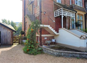 Thumbnail 3 bed flat for sale in 85 Pevensey Road, St. Leonards-On-Sea