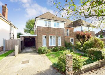Thumbnail 5 bed semi-detached house for sale in Surrenden Road, Folkestone, Kent