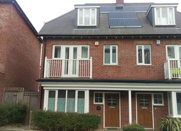 Thumbnail 3 bed semi-detached house to rent in Inglis Way, Mill Hill