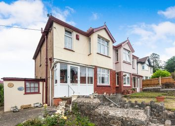 Thumbnail 3 bed semi-detached house for sale in Lyme Street, Axminster