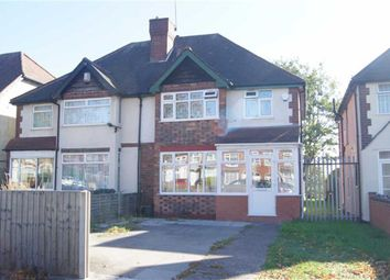 Thumbnail 3 bedroom semi-detached house for sale in Alum Rock Road, Alum Rock, Birmingham