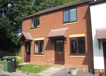 Thumbnail 1 bed terraced house to rent in Shamblehurst Lane South, Hedge End