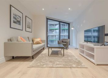Thumbnail 1 bed property to rent in Three Riverlight Quay, Vauxhall, London