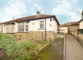 Thumbnail 2 bed semi-detached bungalow for sale in Oakfield Drive, Baildon, Shipley
