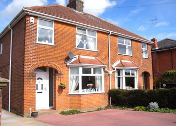 Thumbnail 3 bedroom semi-detached house to rent in Turner Road, Colchester