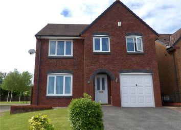 Thumbnail 4 bed detached house for sale in Longlands Close, Egremont, Cumbria
