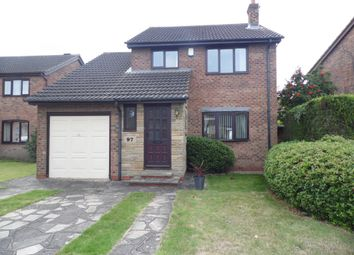 Thumbnail 3 bed detached house to rent in Thealby Gardens, Bessacarr, Doncaster