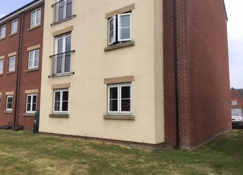 Thumbnail 3 bed flat to rent in Pintail Close, Scunthorpe