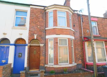 Thumbnail 3 bed terraced house for sale in Gatefield Street, Crewe