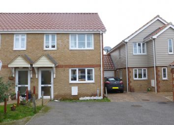 Thumbnail 3 bed semi-detached house to rent in Mulberry Lea, Upwell, Wisbech